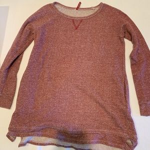 sweatshirt long sleeve top